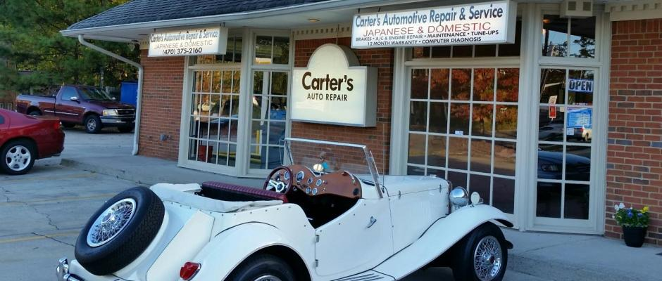 Carter'S Auto Repair >> Home Carter S Automotive Repair Service